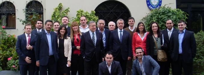 Misión multisectorial de la Municipalidad de La Matanza a Lima-Perú